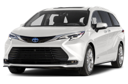 Picture of the 2021 Toyota Sienna