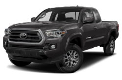 Picture of the 2021 Toyota Tacoma