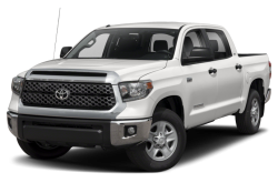 Picture of the 2021 Toyota Tundra