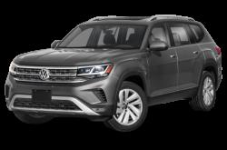 Picture of the 2021 Volkswagen Atlas