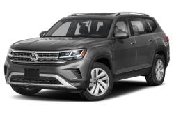 Picture of the 2021 Volkswagen Atlas