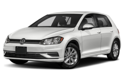 Picture of the 2021 Volkswagen Golf