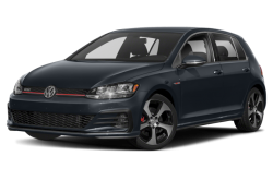 Picture of the 2021 Volkswagen Golf GTI