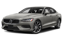 Picture of the 2021 Volvo S60