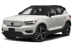 Picture of the 2021 Volvo XC40 Recharge Pure Electric