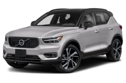 Picture of the 2021 Volvo XC40