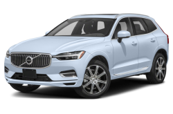 Picture of the 2021 Volvo XC60 Recharge Plug-In Hybrid