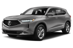 Picture of the 2022 Acura MDX