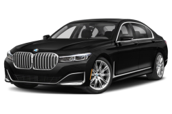 Picture of the 2022 BMW 740