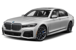 Picture of the 2022 BMW 750