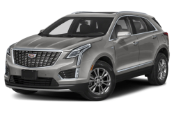 Picture of the 2022 Cadillac XT5