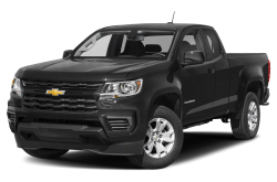 Picture of the 2022 Chevrolet Colorado