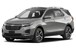 Picture of the 2022 Chevrolet Equinox