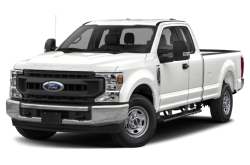 Picture of the 2022 Ford F-350