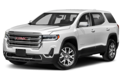 Picture of the 2022 GMC Acadia