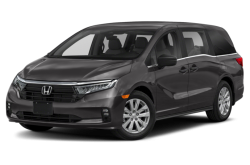 Picture of the 2022 Honda Odyssey