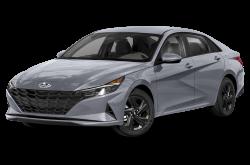 Picture of the 2022 Hyundai Elantra