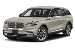Picture of the 2022 Lincoln Aviator