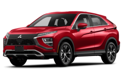 Picture of the 2022 Mitsubishi Eclipse Cross