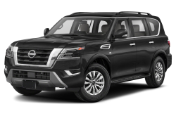 Picture of the 2022 Nissan Armada