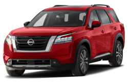 Picture of the 2022 Nissan Pathfinder