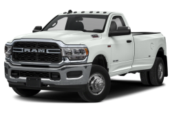 Picture of the 2022 RAM 3500