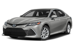 Picture of the 2022 Toyota Camry
