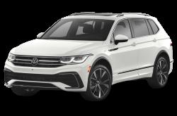Picture of the 2022 Volkswagen Tiguan