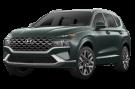 Picture of the 2021 Hyundai Santa Fe