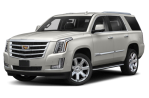 Picture of the Cadillac Escalade