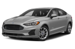 Picture of the Ford Fusion Hybrid