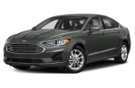 Picture of the Ford Fusion
