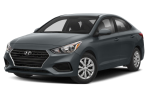 Picture of the Hyundai Accent