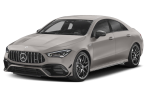 Picture of the Mercedes-Benz AMG CLA 45