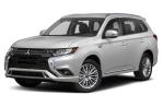 Picture of the Mitsubishi Outlander PHEV