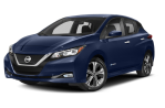 Picture of the Nissan LEAF