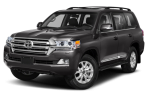 Picture of the Toyota Land Cruiser