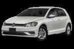 Picture of the Volkswagen Golf