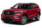 Picture of the Ford Explorer