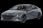 Picture of the Hyundai Elantra