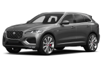 Picture of the Jaguar F-PACE