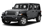 Picture of the Jeep Wrangler Unlimited