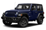 Picture of the Jeep Wrangler