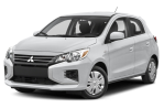Picture of the Mitsubishi Mirage