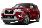 Picture of the Nissan Armada