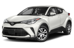 Picture of the Toyota C-HR