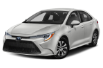 Picture of the Toyota Corolla Hybrid
