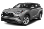 Picture of the Toyota Highlander