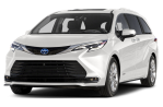 Picture of the Toyota Sienna
