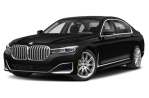 Picture of the BMW 740